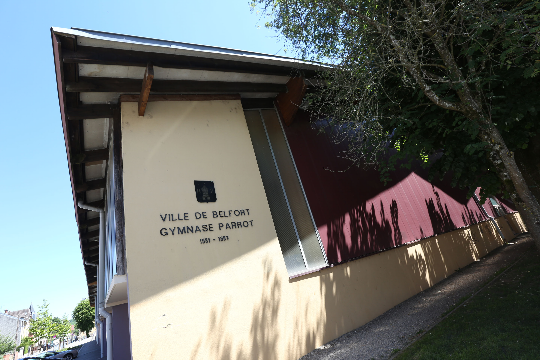 Gymnase Emile Parrot Ville De Belfort