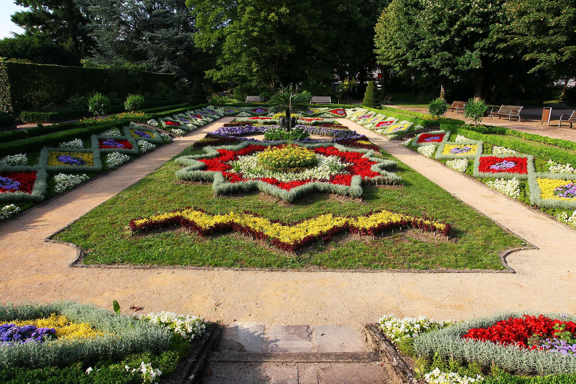 jardin des sens belfort Les squares historiques